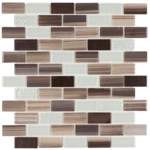 Chateau Glass Wolf Accent Tile Choice Pittsburgh Tile Sales