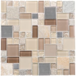 Marble Mosaic Wolf Accent Tile Choice Pittsburgh Tile Sales