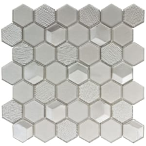 Metallic Poly Wolf Accent Tile Choice Pittsburgh Tile Sales