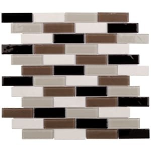 River Glass Wolf Accent Tile Choice Pittsburgh Tile Sales