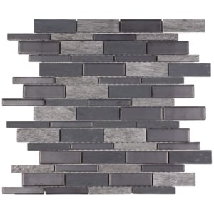 Steel Lines Wolf Accent Tile Choice Pittsburgh Tile Sales