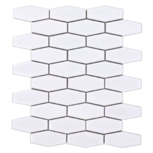 White Pearl Wolf Accent Tile Choice Pittsburgh Tile Sales